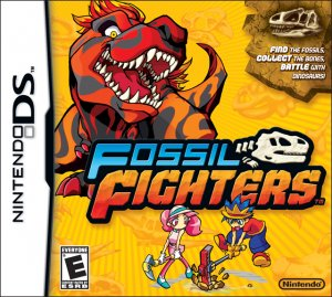 Fossil Fighters per Nintendo DS