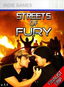 Streets of Fury per Xbox 360
