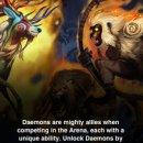 Aurora Feint II: The Arena - Trucchi