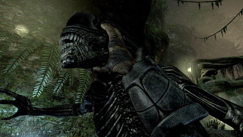 Patch per le versioni console di Aliens vs Predator