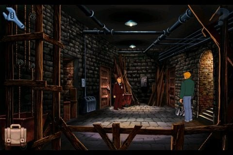 Broken Sword imminente su App Store