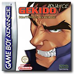 Gekido Advance, Kintaro's revenge per Game Boy Advance