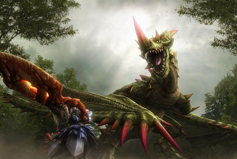 [Aggiornata con video] Capcom annuncia Monster Hunter Frontier Online per X360
