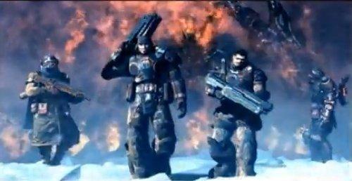 [Aggiornata con video] Marcus Fenix e Dominic Santiago in Lost Planet 2