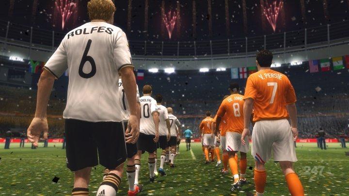 [AGGIORNATA] EA Sports annuncia ufficialmente FIFA World Cup 2010