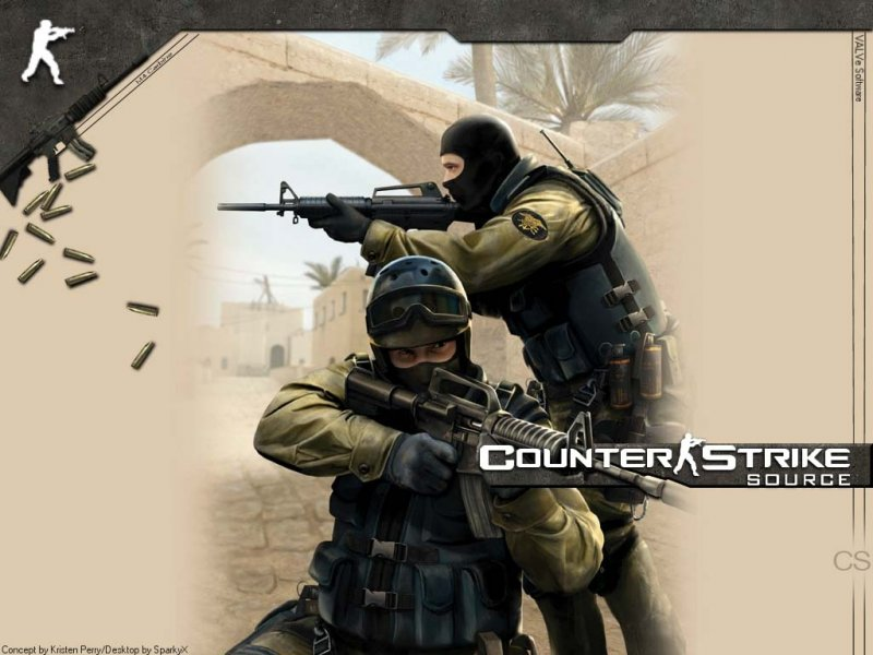 Una petizione per Counter Strike: Source