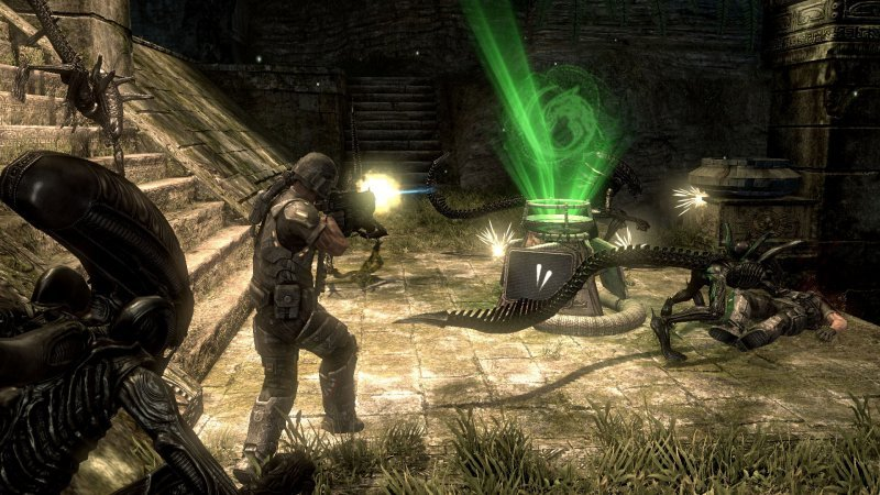[AGGIORNATA] Demo di Aliens Vs Predator disponibile su Steam