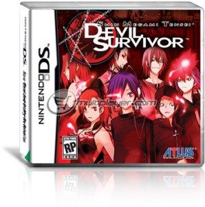 Shin Megami Tensei: Devil Survivor per Nintendo DS