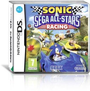 Sonic & Sega All-Stars Racing per Nintendo DS