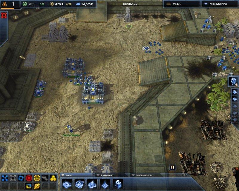 Un altro video gameplay per Supreme Commander 2