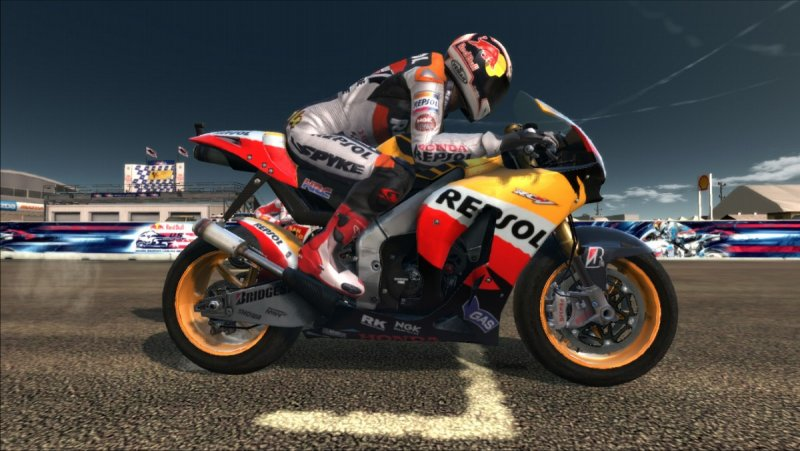 La demo di MotoGP 09/10 disponibile su Xbox Live