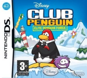 Club Penguin: Elite Penguin Force per Nintendo DS