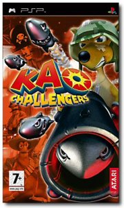 Kao Challengers per PlayStation Portable