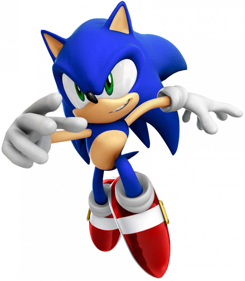 SEGA registra Sonic the Hedgehog 4
