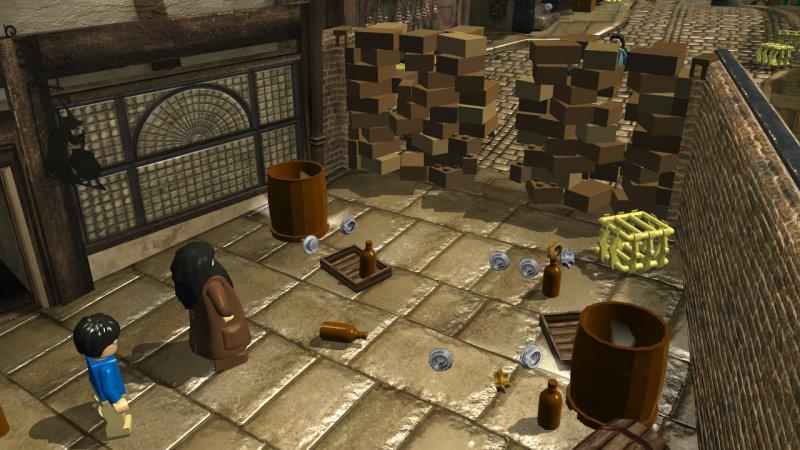 La Soluzione di LEGO Harry Potter: Anni 1-4