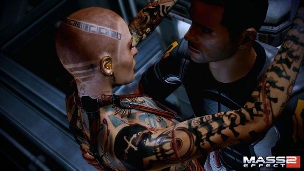 Svelato il DLC Firewalker di Mass Effect 2