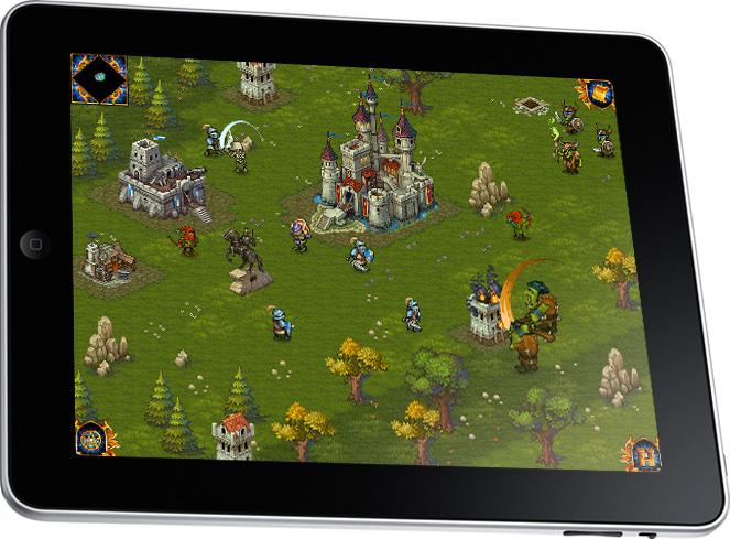 HeroCraft annuncia Majesty per iPad