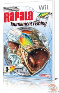 Rapala Tournament Fishing per Nintendo Wii