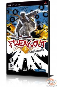 Freak Out: Extreme Freeride per PlayStation Portable