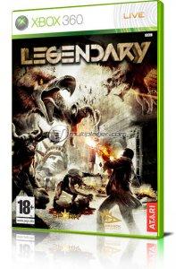 Legendary per Xbox 360