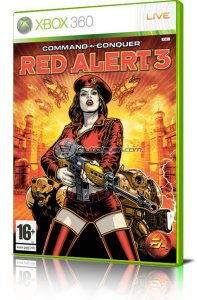 Command & Conquer: Red Alert 3 per Xbox 360