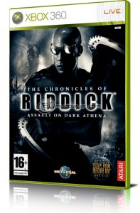 The Chronicles of Riddick: Assault on Dark Athena per Xbox 360