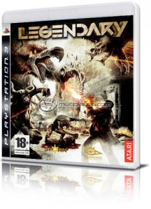 Legendary per PlayStation 3