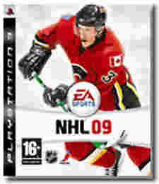 NHL 2K9 per PlayStation 3