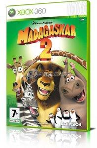 Madagascar: Escape 2 Africa per Xbox 360
