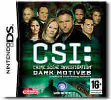 CSI: Dark Motives per Nintendo DS