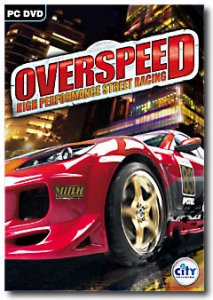 Overspeed: High Performance Street Racing per PC Windows