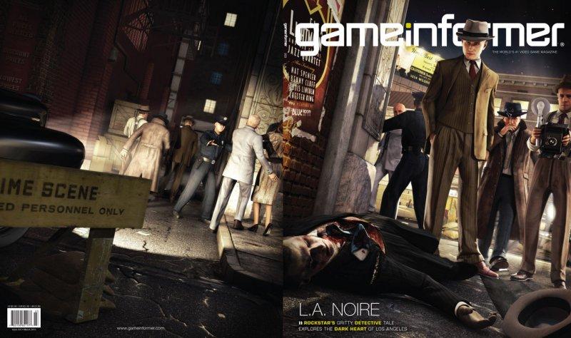 Prime info su L.A. Noire