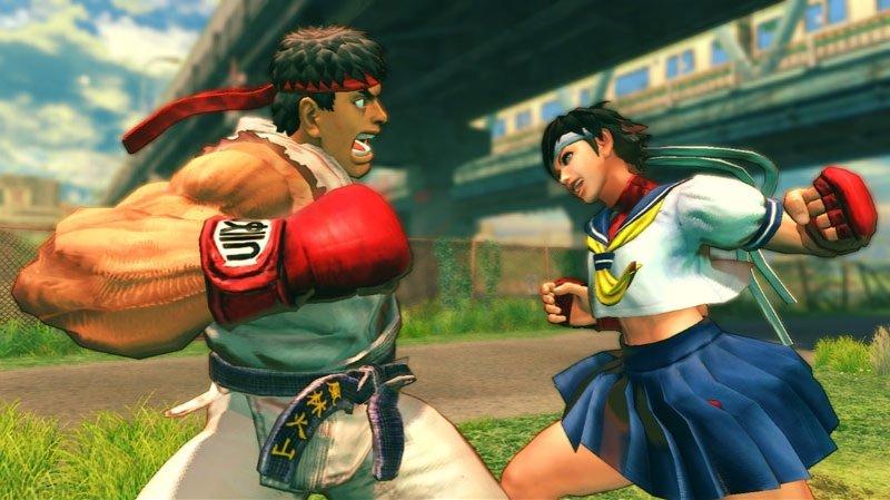 I voti di Edge: 8 a Conviction e 9 a Super Street Fighter IV