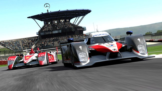 """Il Nürburgring """"moderno"""" è il nuovo DLC di Forza Motorsport 3"""