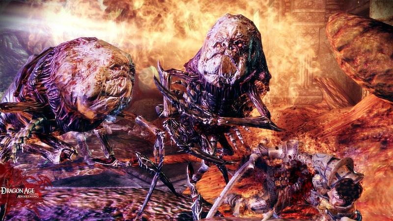 """Nuove immagini da """"Awakening"""", l'espansione di Dragon Age: Origins"""