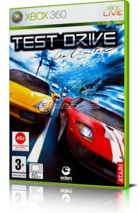 Test Drive Unlimited per Xbox 360