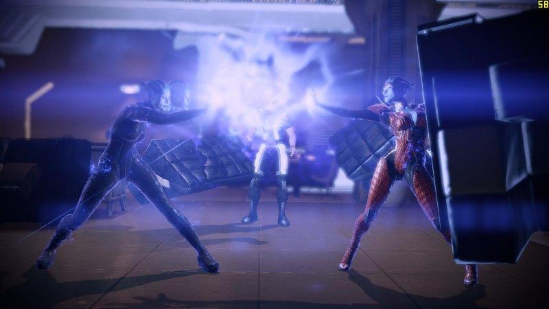 Alcuni salvataggi di Mass Effect 2 non importabili sul 3