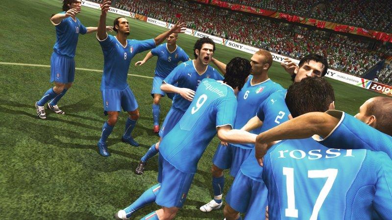 Primi due video gameplay per Mondiali FIFA Sudafrica 2010