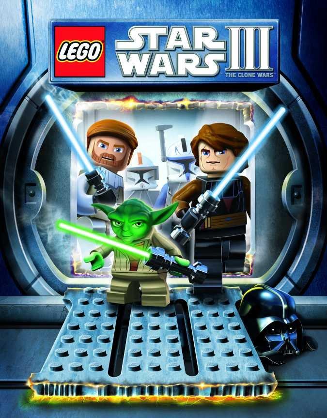 Annunciato Lego Star Wars III: The Clone Wars