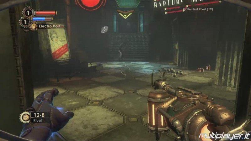 Un patch correttiva per BioShock 2