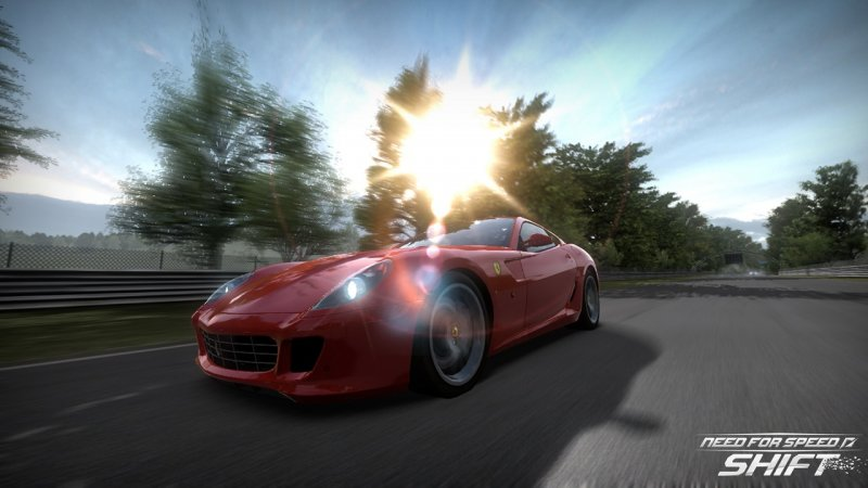 Le Ferrari nel nuovo DLC di Need For Speed SHIFT