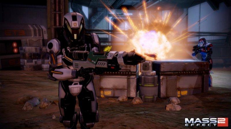 In arrivo un nuovo DLC per Mass Effect 2