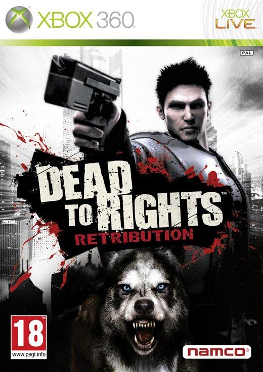 Svelato il packshot ufficiale di Dead to Rights: Retribution