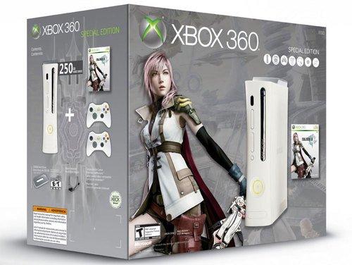 Due bundle per Xbox 360 con Final Fantasy XIII in Europa
