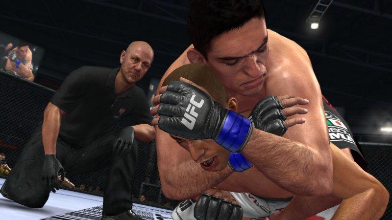Ancora un trailer in italiano per UFC Undisputed 2010
