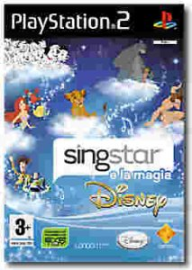 SingStar e la Magia Disney per PlayStation 2