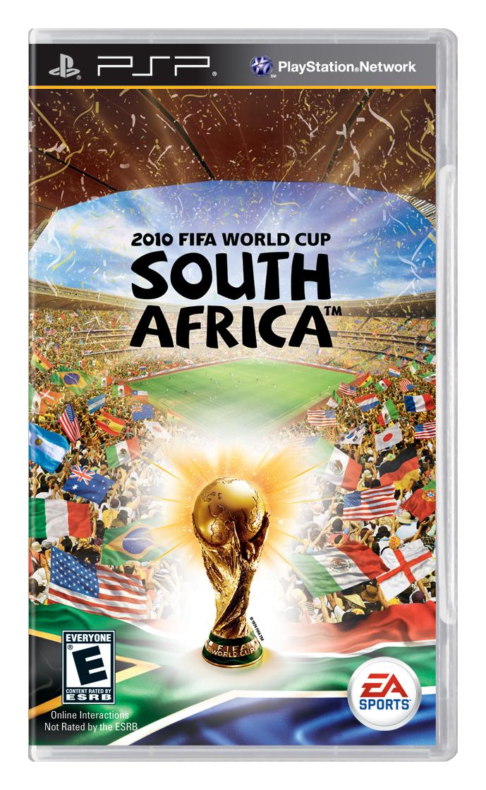 Mondiali FIFA Sudafrica 2010: svelato il packshot ufficiale