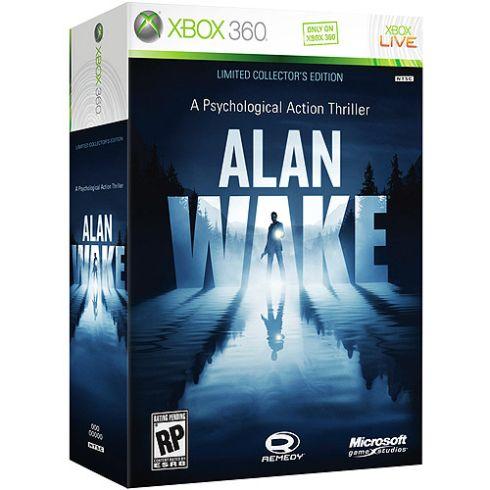 Alan Wake arriva a maggio, un video lo conferma - Aggiornata