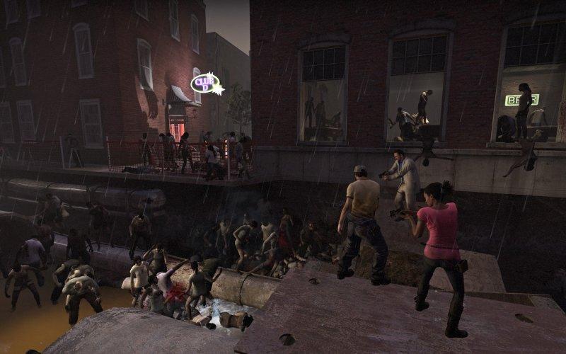 Nuova espansione per Left 4 Dead