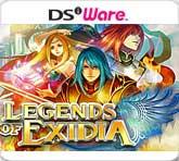 Legends of Exidia per Nintendo DSi